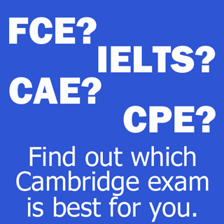 Which Cambridge exam to do article link
